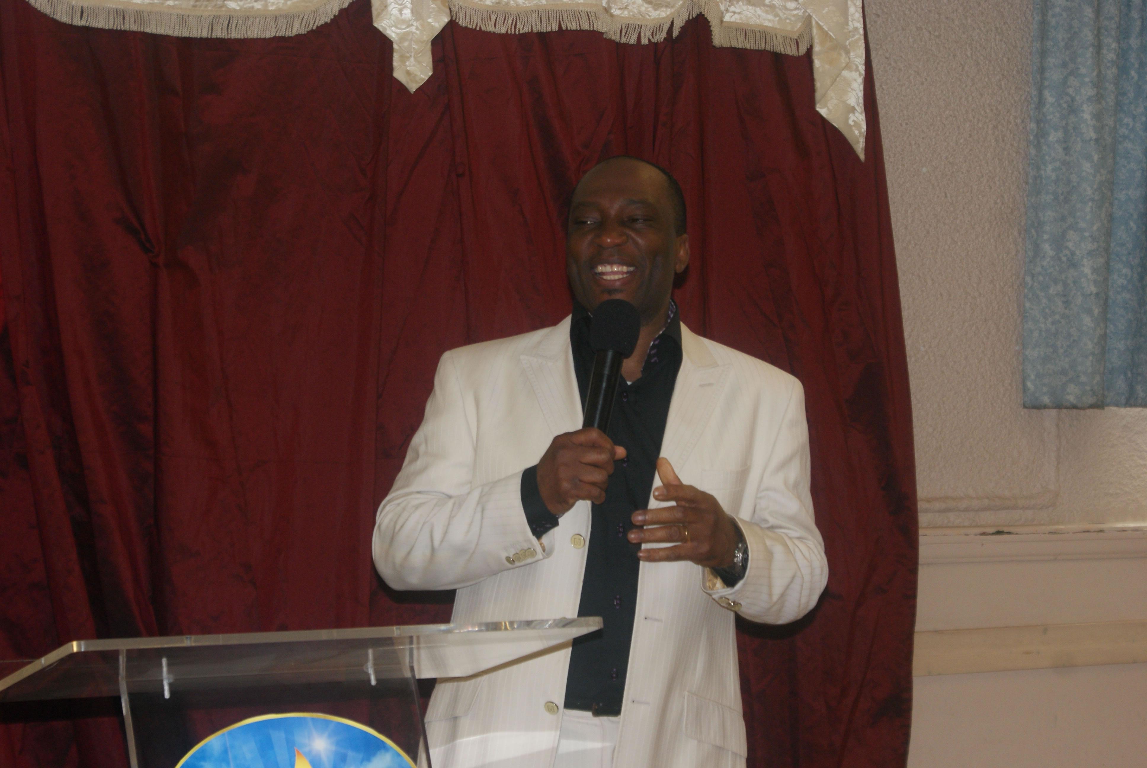 Pastor Charles Olisanekwu