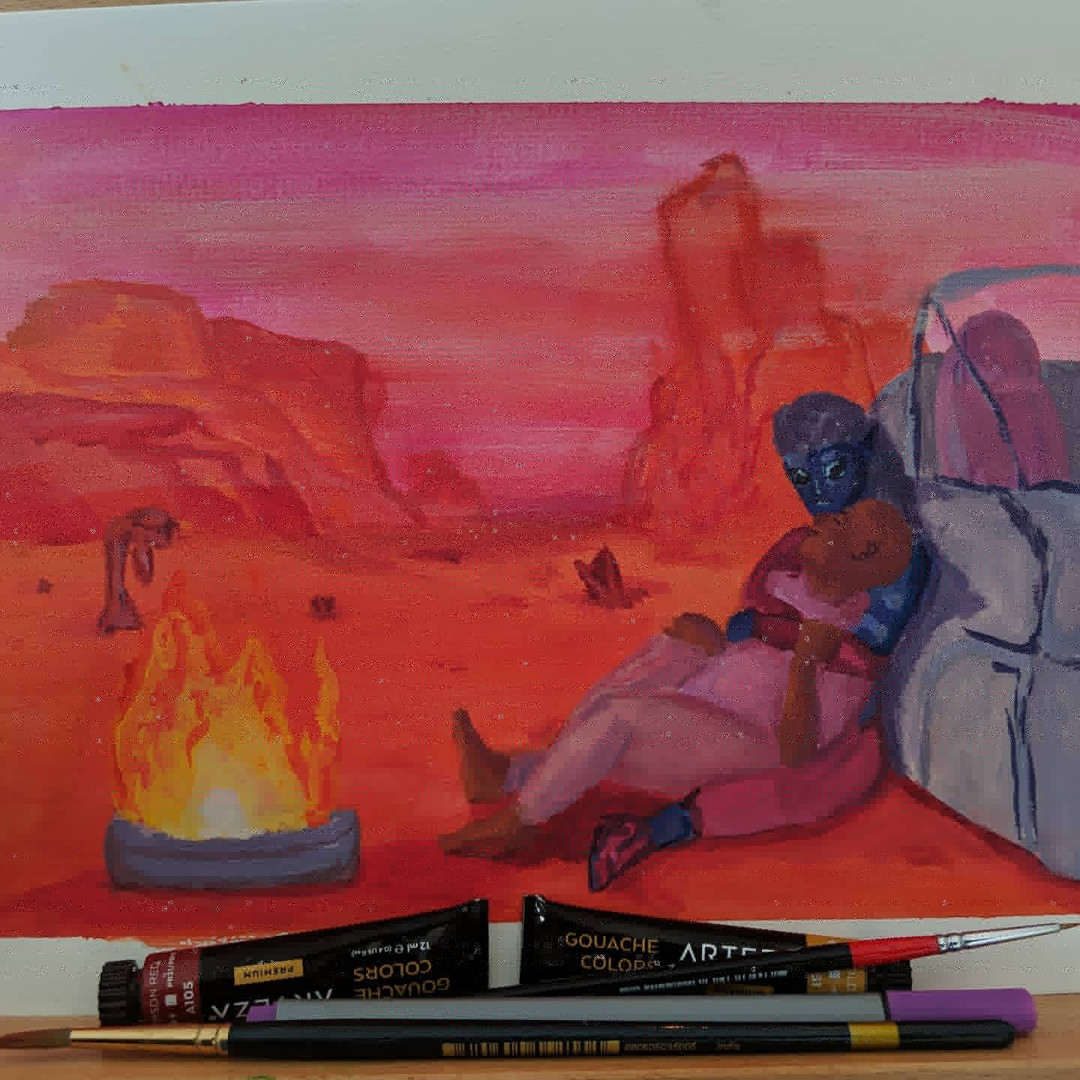 Space Lesbians Camping.jpg