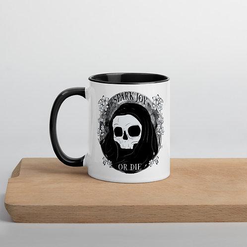 Spark Joy or Die Mug