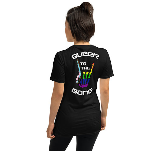 Queer to the bone tee