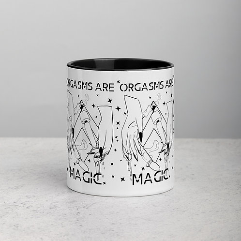 Orgasms are Magic Mug