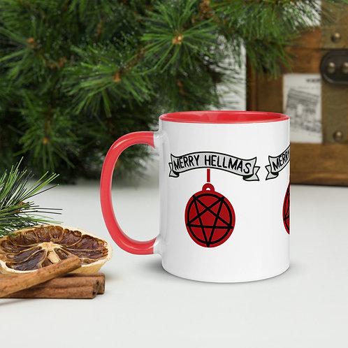 Merry Hellmas Mug