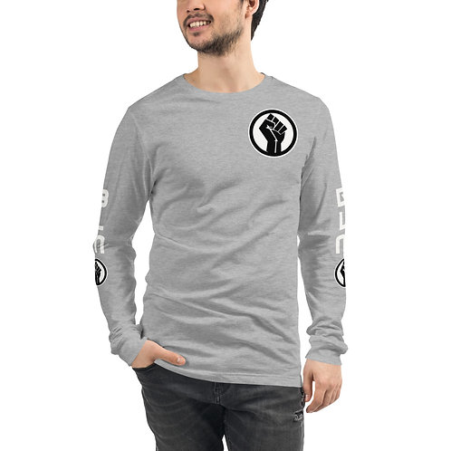 Here Queer Ready to Riot Unisex Long Sleeve Tee