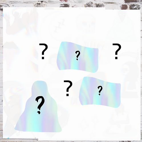 Sticker Mystery Pack