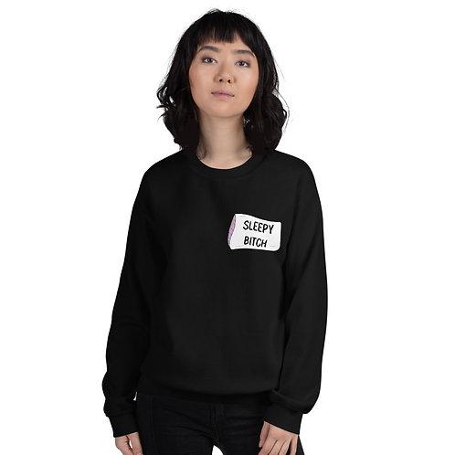 Sleepy Bitch Sweater