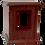 Thumbnail: Urne de Bois UB-170-A, B, C ou D
