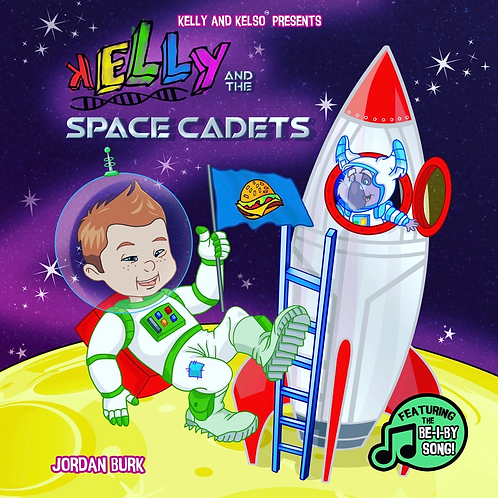 Kelly and the Space Cadets - Book