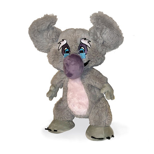 "Professor Kelso Koala Plush 12"""