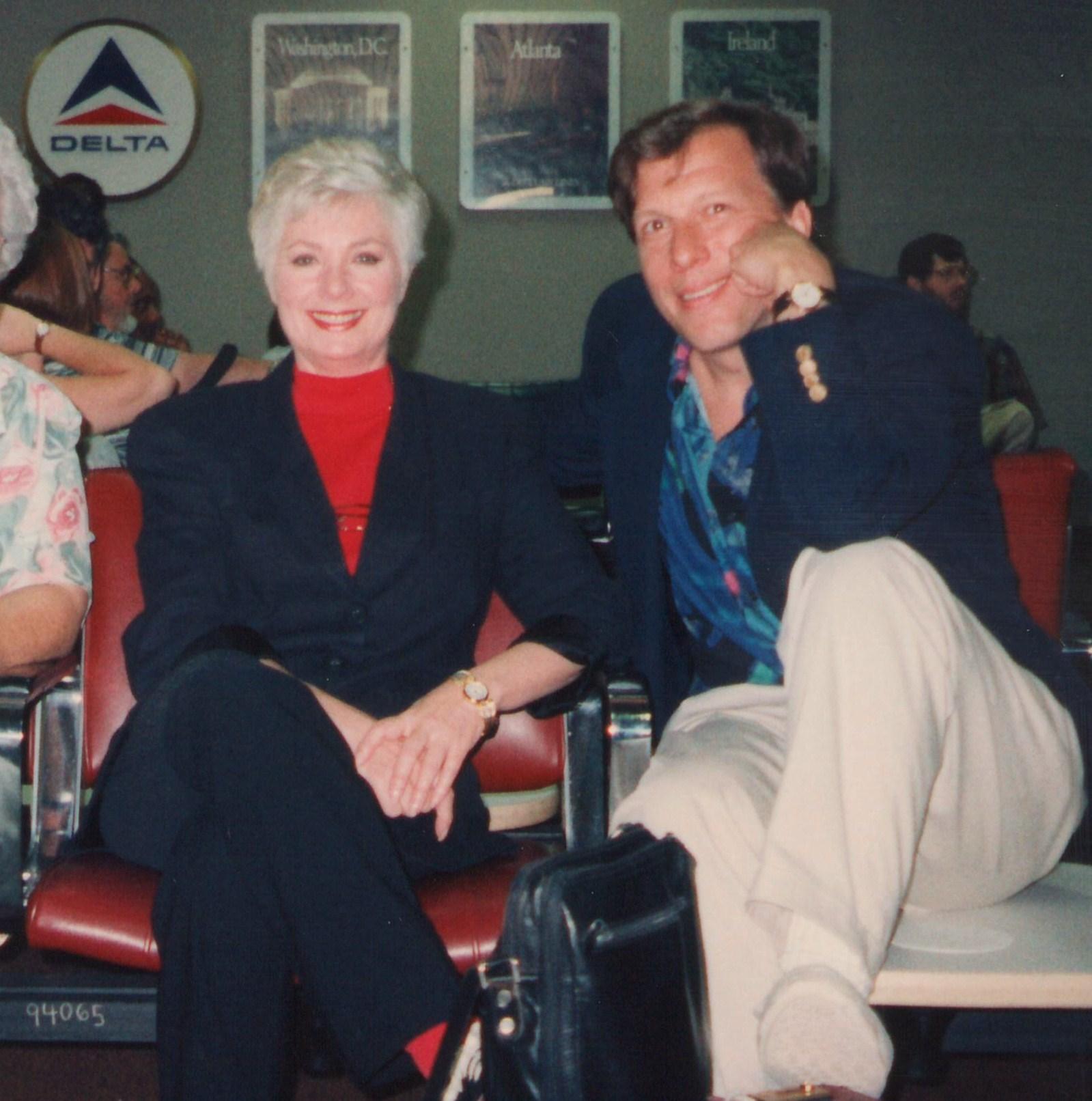 Shirley Jones and Kevin Farrell.JPG
