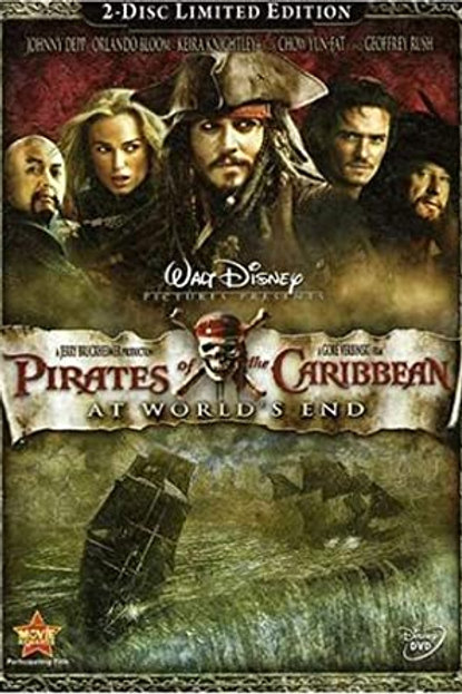 Movie Film Sale | DVD Pirates of the Caribbean At Worlds End
