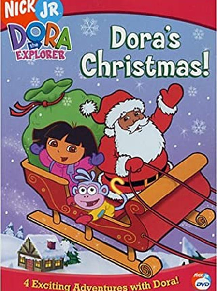 Movie Film Sale | DVD Doras Christmas - Dora The Explorer