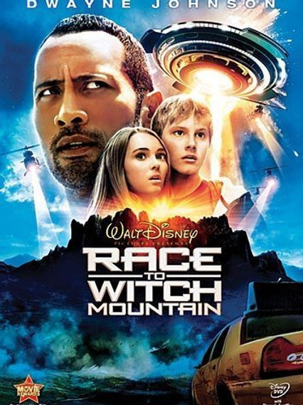 Movie Film Sale | DVD Race to Witch Mountain