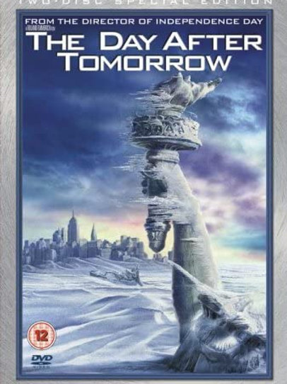 DVD Movie Film Sale | The Day After Tomorrow