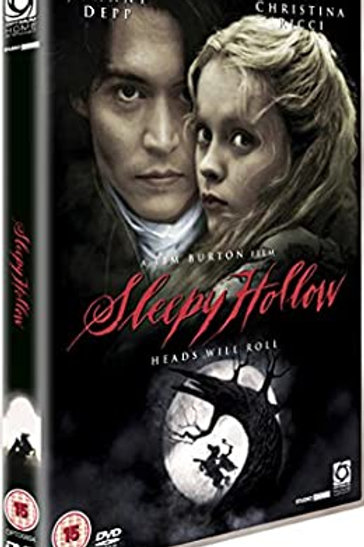 DVD Movie Film Sale | Sleepy Hollow