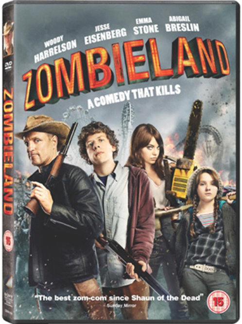 Movie Film Sale | DVD Zombieland