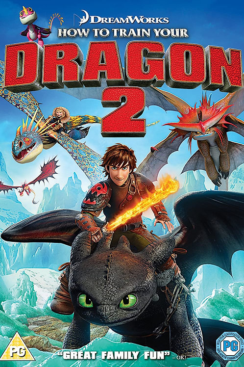 Movie Film Sale | DVD How To Train Your Dragon 2