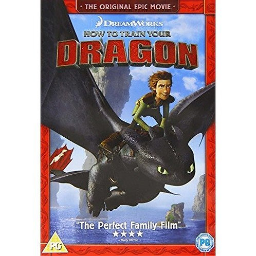 Movie Film Sale | DVD How To Train Your Dragon