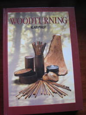 Woodturning by Klaus Pracht