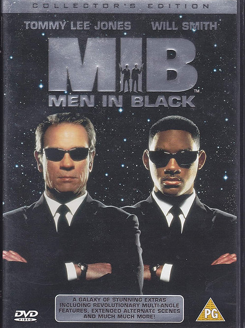 DVD Movie Film Sale | Med In Black Collectors Edition