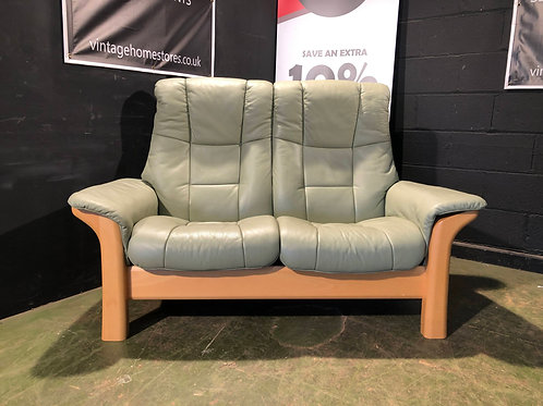 Barker and Stonehouse Stressless 2 Seater Sofa