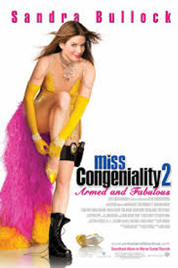 DVD Movie Film Sale | Miss Congeniality 2