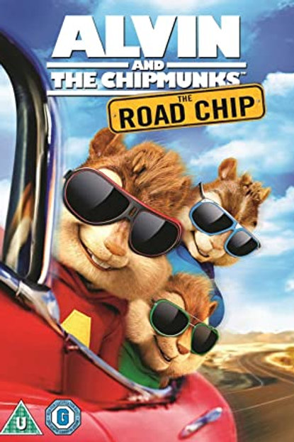 Film Sale | DVD Alvin and the Chipmunks The Road Chip