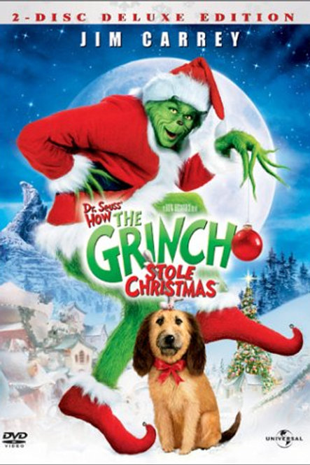 DVD Movie Film Sale   The Grinch Stole Christmas