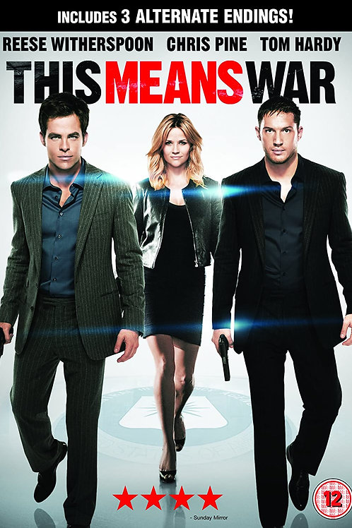 Movie Film Sale | This Means War DVD