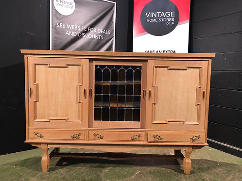 Fantastic French Oak Country Farmhouse Sideboard