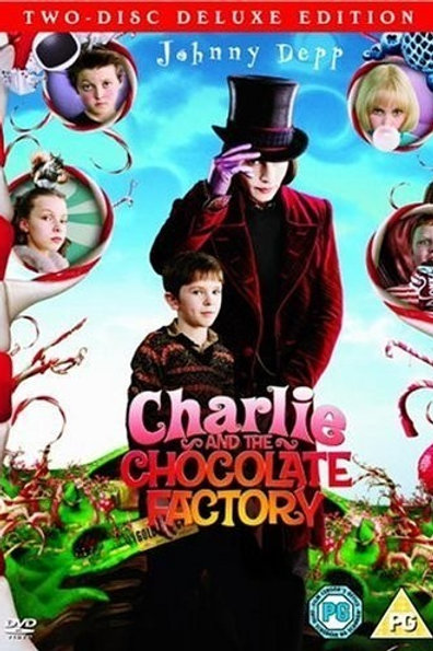 DVD Movie Film Sale | Charlie and the Chocolate Factory