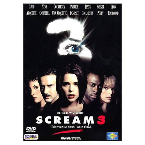 DVD Movie Film Sale | Scream 3