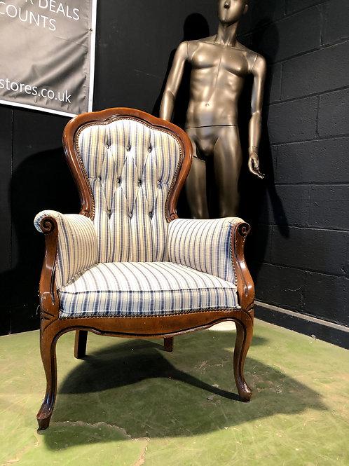 Super Vintage Throne Parlour Chair