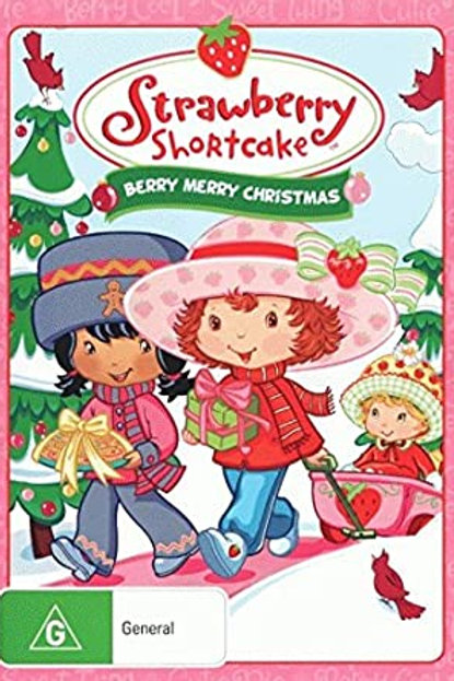 DVD Movie Film Sale | Strawberry Shortcake Berry Merry Christmas