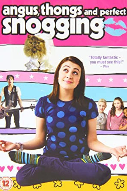 Film Sale   DVD Angus Thongs and Perfect Snogging