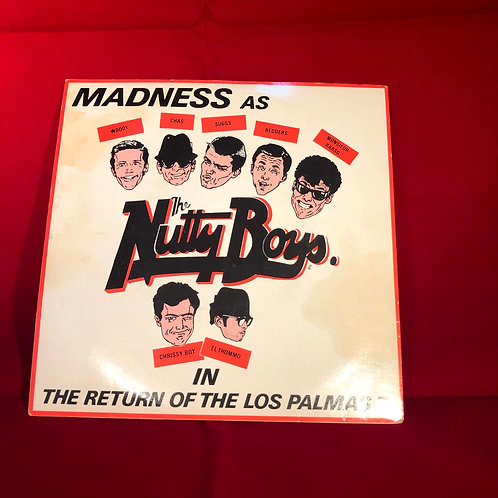 "Madness The Nutty Boys The Return of Los Palmas-  Single Vinyl 7"" Single"