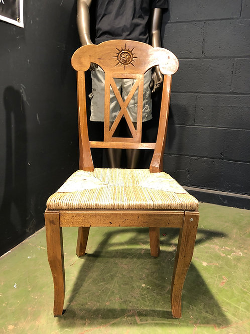 Barker and Stonehouse Flagstone Dining Chairs (5 remaining)