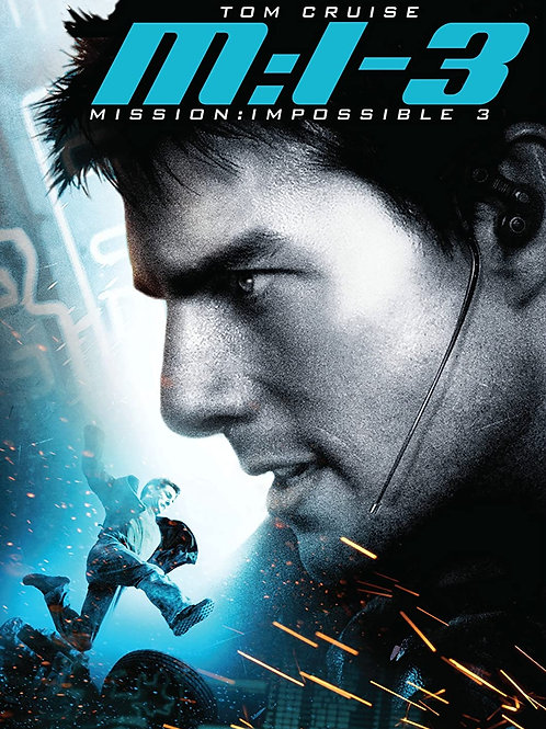 DVD Movie Film Sale | Mission Impossible 3