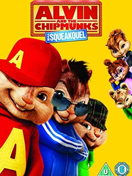 Film Sale | DVD Alvin and the Chipmunks The Squeakquel