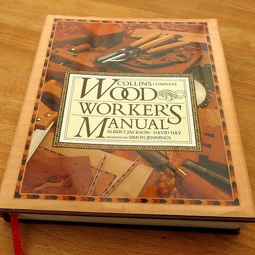 Collins Complete Wood Workers Manual