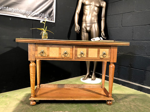 Barker and Stonehouse Flagstone Console Table