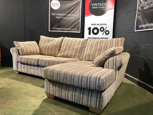NEXT 3 Seater Sofa with Chaise