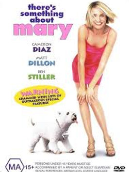 DVD Movie Film Sale | There is Something About Mary