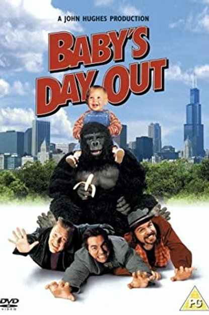 Film Sale | DVD Babys Day Out