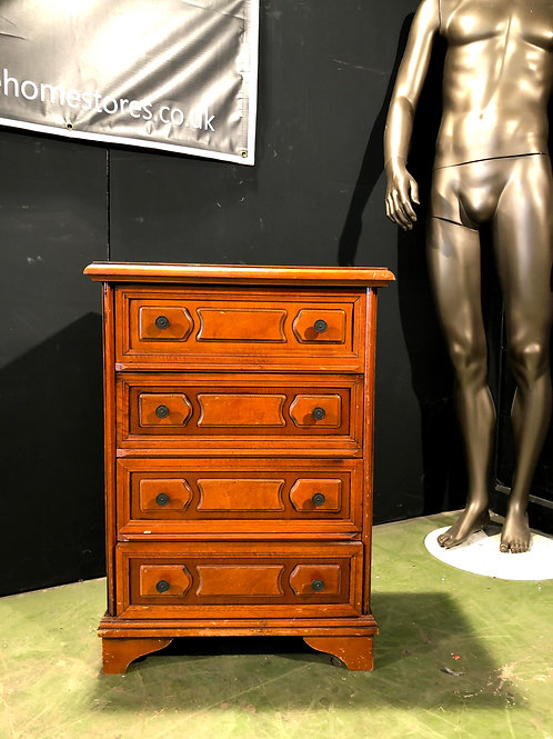 Small Vintage French Chest of Drawers