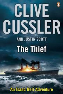 Clive Cussler Book Sale - The Thief refbx1207