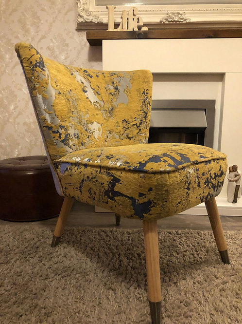 Trendy Low Modern Chic Style Chair