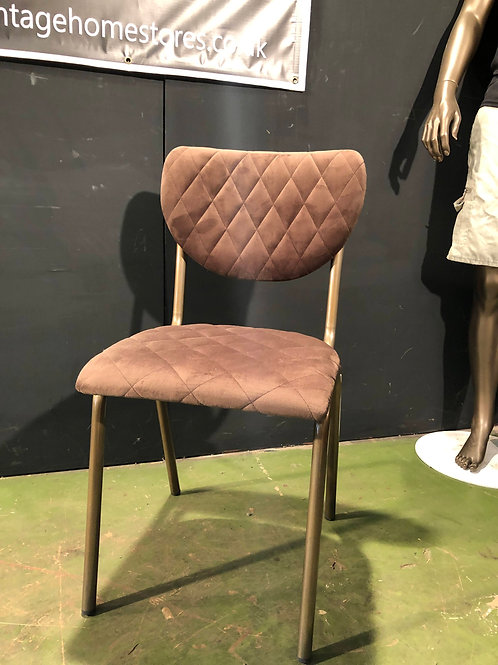 Super Modern Brown Bedroom Chair