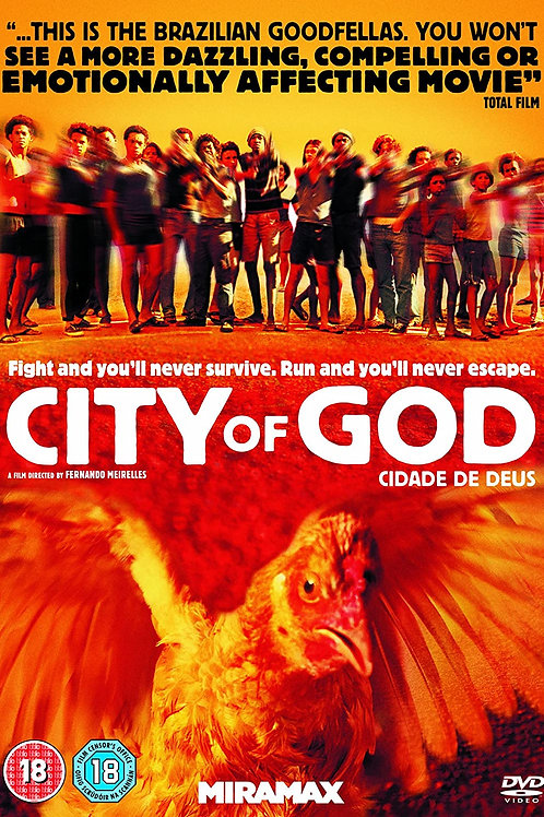 DVD Movie Film Sale | City of God