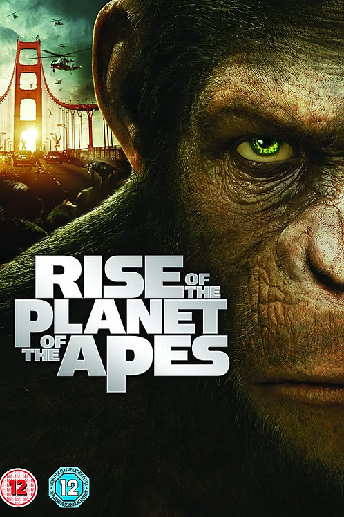 Movie Film Sale | DVD Rise of the Planet of the Apes