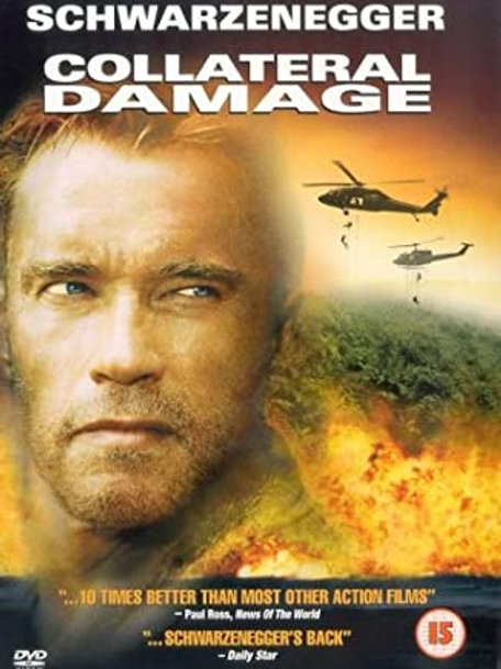 DVD Movie Film Sale | Collateral Damage